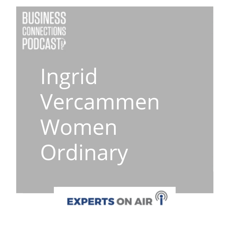Ingrid Vercammen Born Leader Women Ordinary