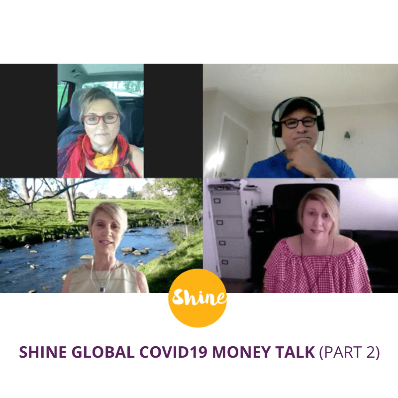 Shineglobal covid19 talk - part 1