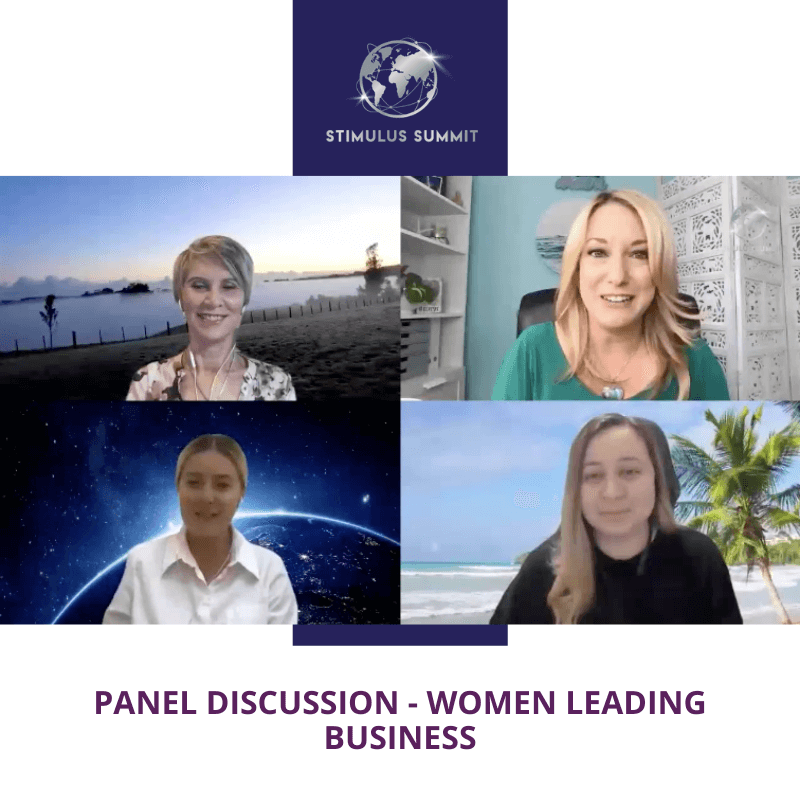 Women Leading Business - Stimulus Summit